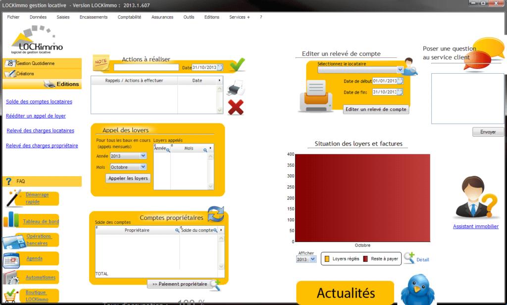 Avis Lockimmo : La solution de gestion locative multimodules - appvizer