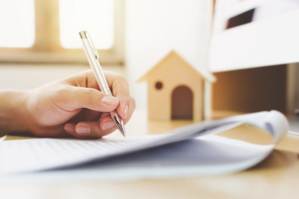 contract construction immobiliere