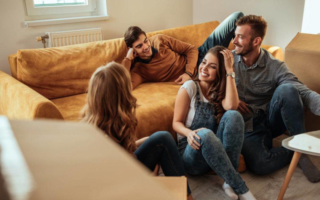 Quelle assurance habitation choisir pour une colocation ?
