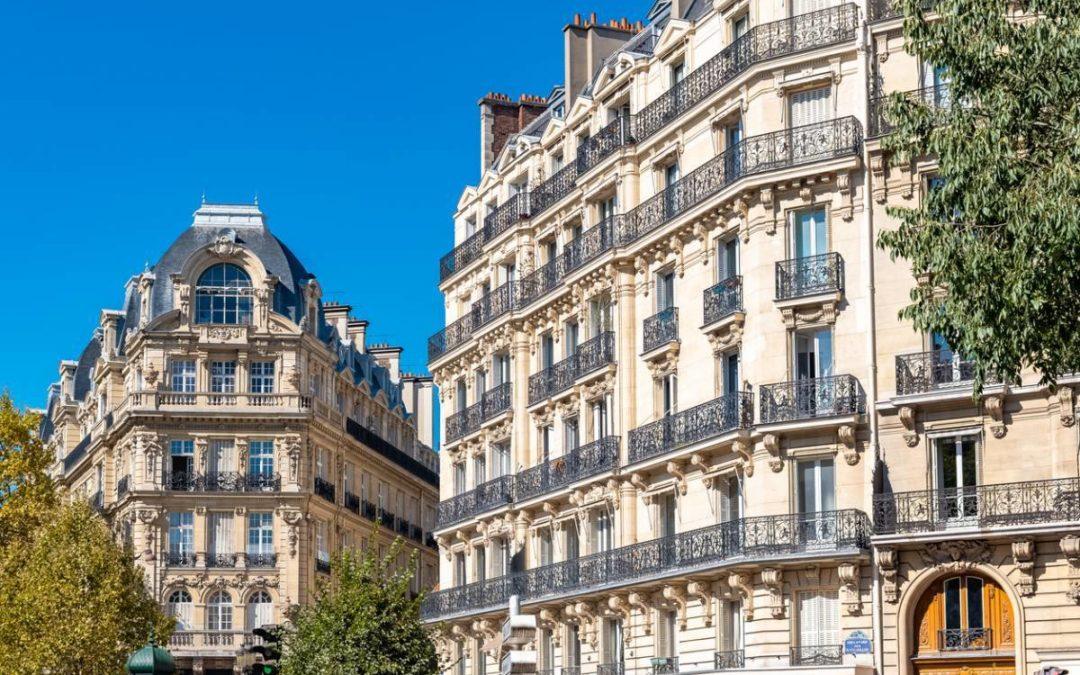 Les plus beaux styles d'appartements à acheter à Paris