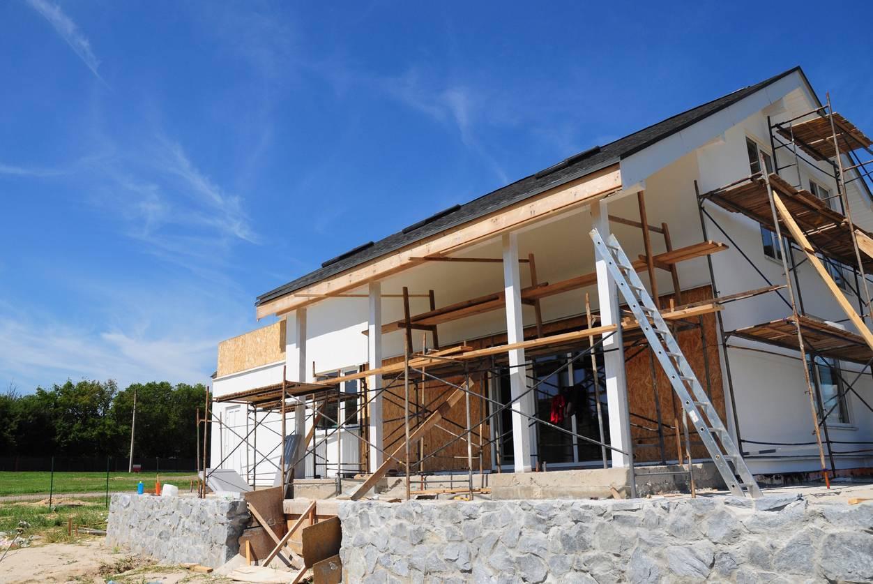 extension maison travaux