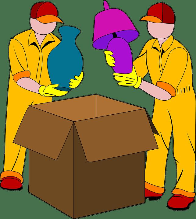 emballage meuble pour déménagement