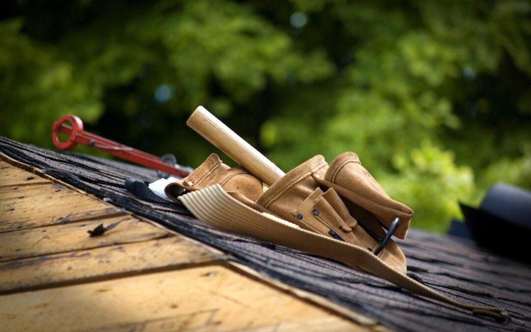 outil entretien toiture