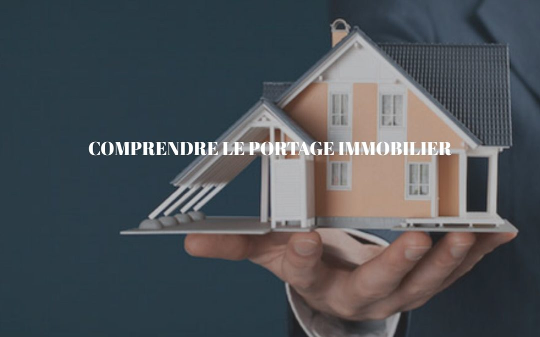 illustration portage immobilier