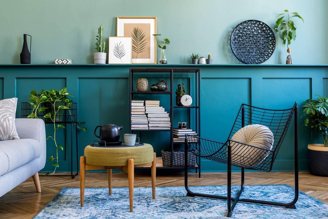 quelles couleurs tendance en 2021 pour votre salon