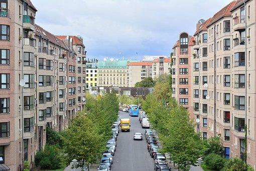 rue à berlin
