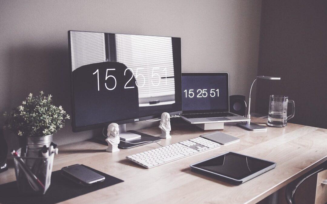 Aménagement du bureau à domicile – Les meilleurs produits pour le confort, la productivité et la joie de vivre